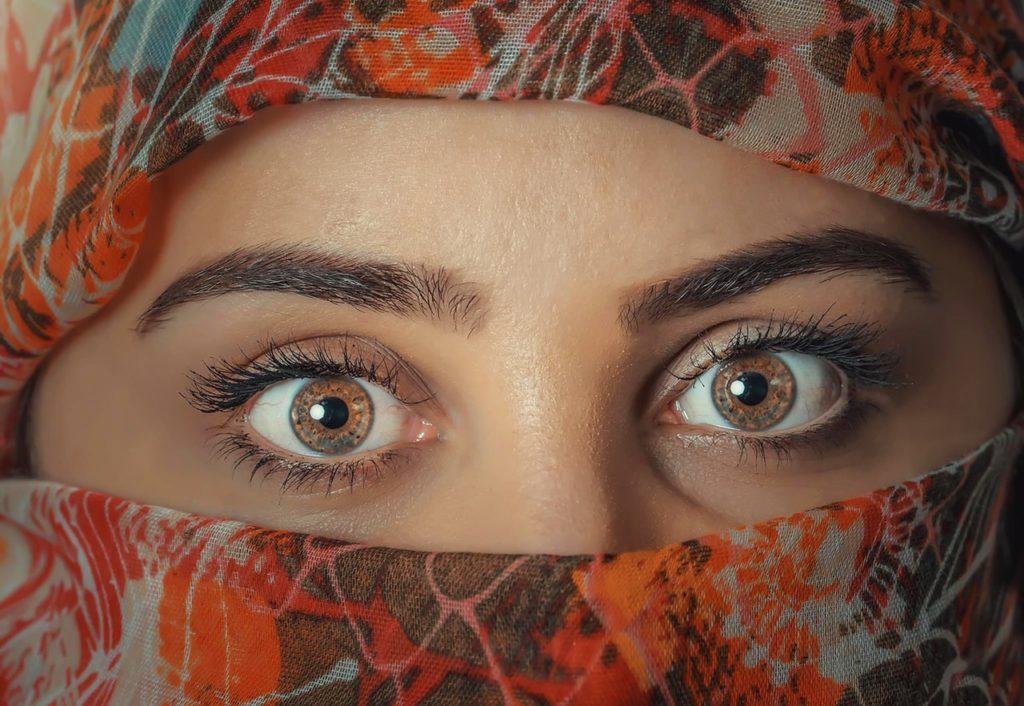 iridologie soigner avec les yeux