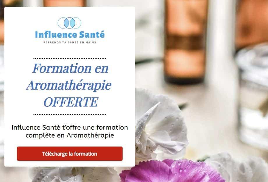 formation gratuite aromathérapie