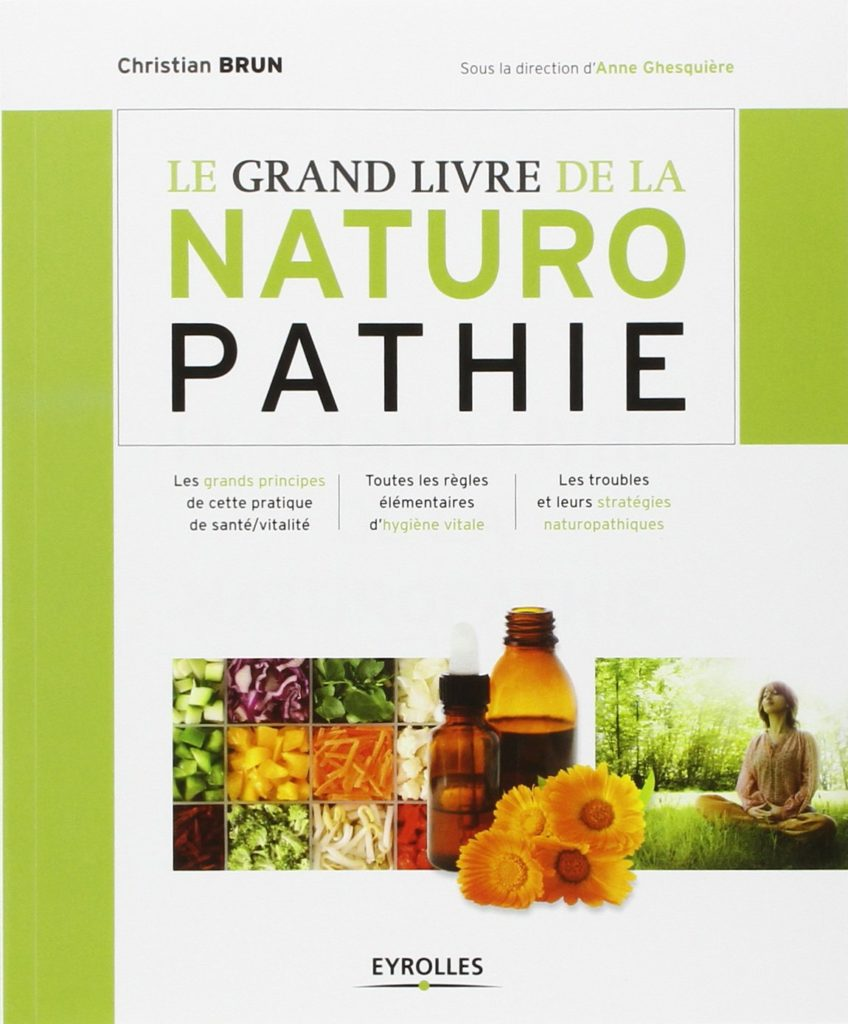 livre 2020 naturopathe